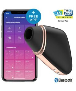 Satisfyer Sugador Love Triangle App - Vibrolandia