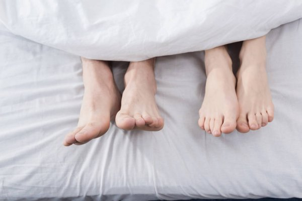 reveillon na cama