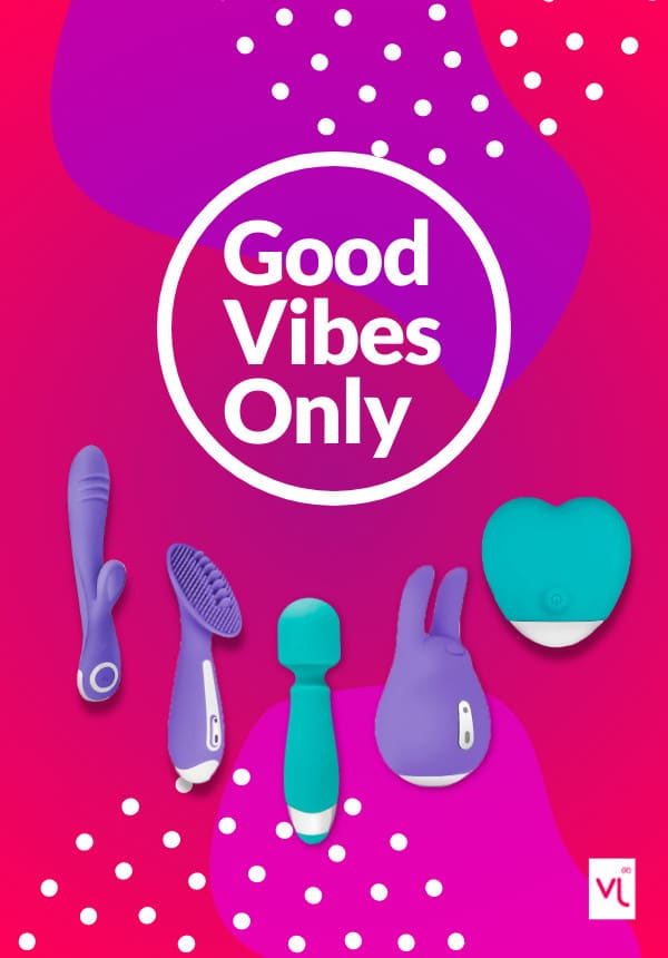 Good Vibes Only Mobile - Vibrolandia