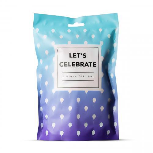 Set Let's Celebrate - Vibrolandia