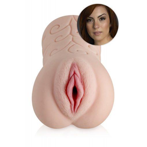 Masturbador Vagina Frenchy 3D - Vibrolandia