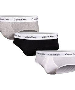 Pack 3 Slips Low Rise Calvin Klein - Vibrolandia