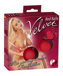 Bolas Velvet 2 - Vibrolandia