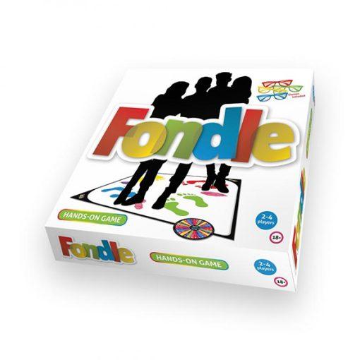 Jogo Fondle Game - Vibrolandia