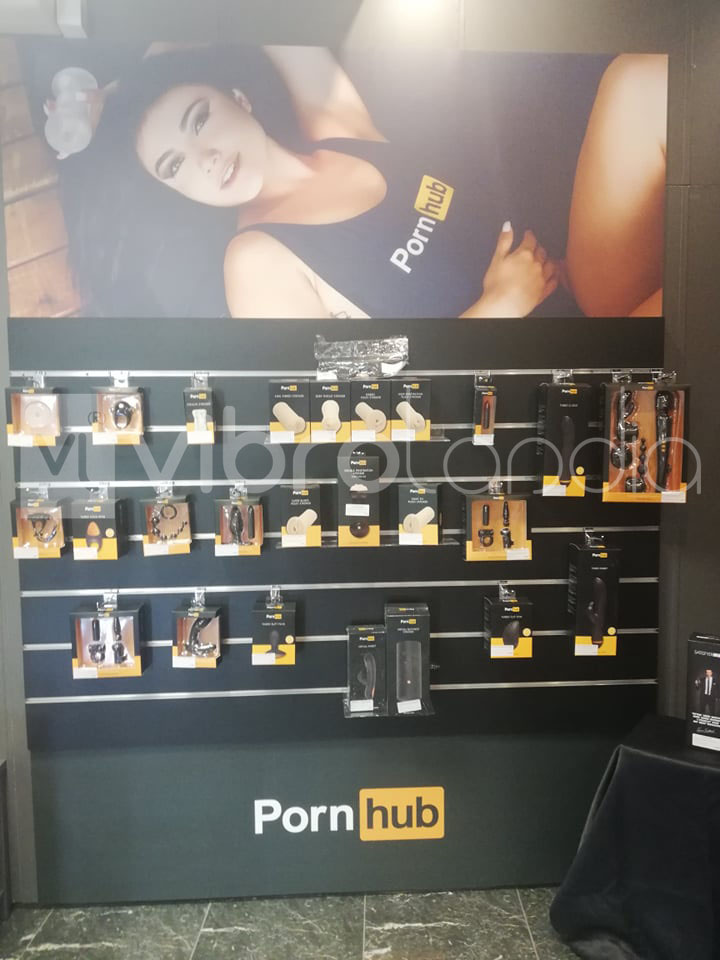 Vitrine PornHub Vibrolandia